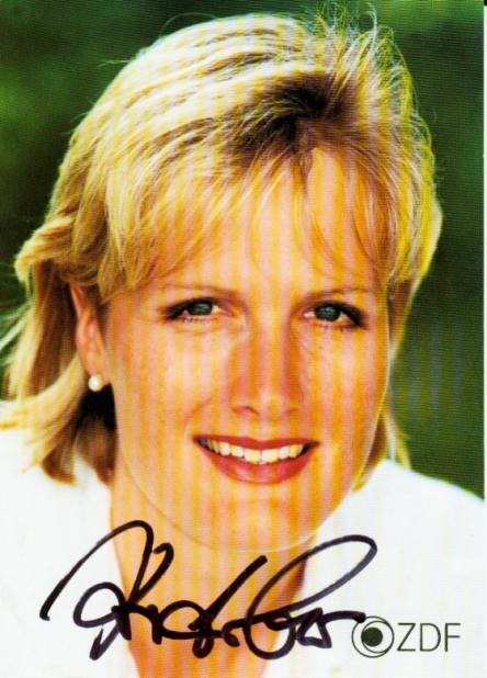 Kristin Otto como se puede ver