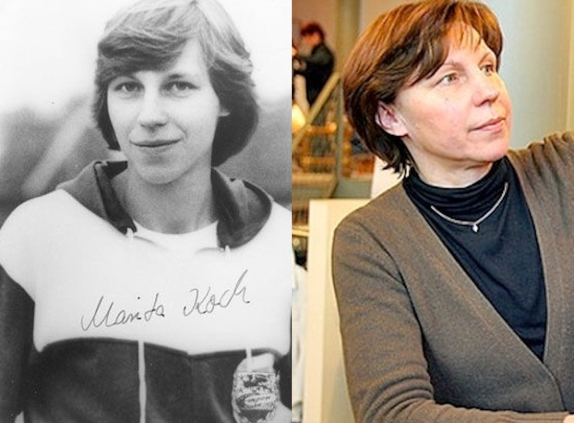 MARITA KOCH BEFORE AND AFTER