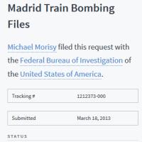Los informes desclasificados del FBI sobre el 11-m