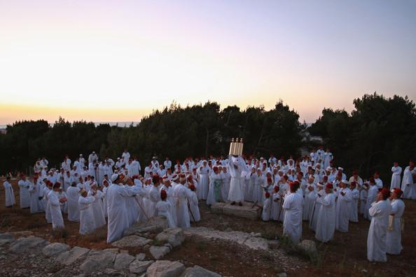 Ancient+Samaritan+Sect+Celebrates+Shavuoth+0idU3k_qw8-l