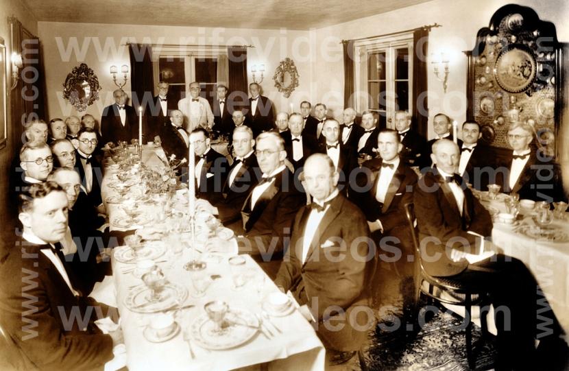 el banquete de los traidores