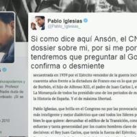 Pablo Iglesias se reúne con la CIA en Madrid