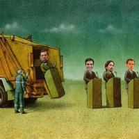 Elecciones o el decorado teatral de la farsa 'democrática'