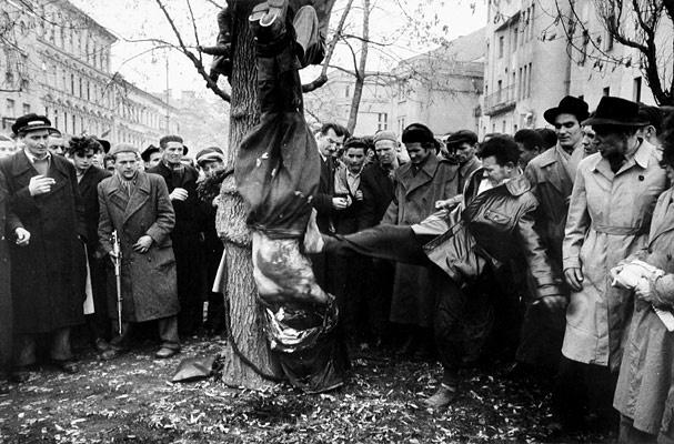 Hungarian counter-revolution violence 1956