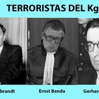 La guerra de Occidente contra la RDA (2): protección, ascenso y rehabilitación de terroristas en Alemania Federal